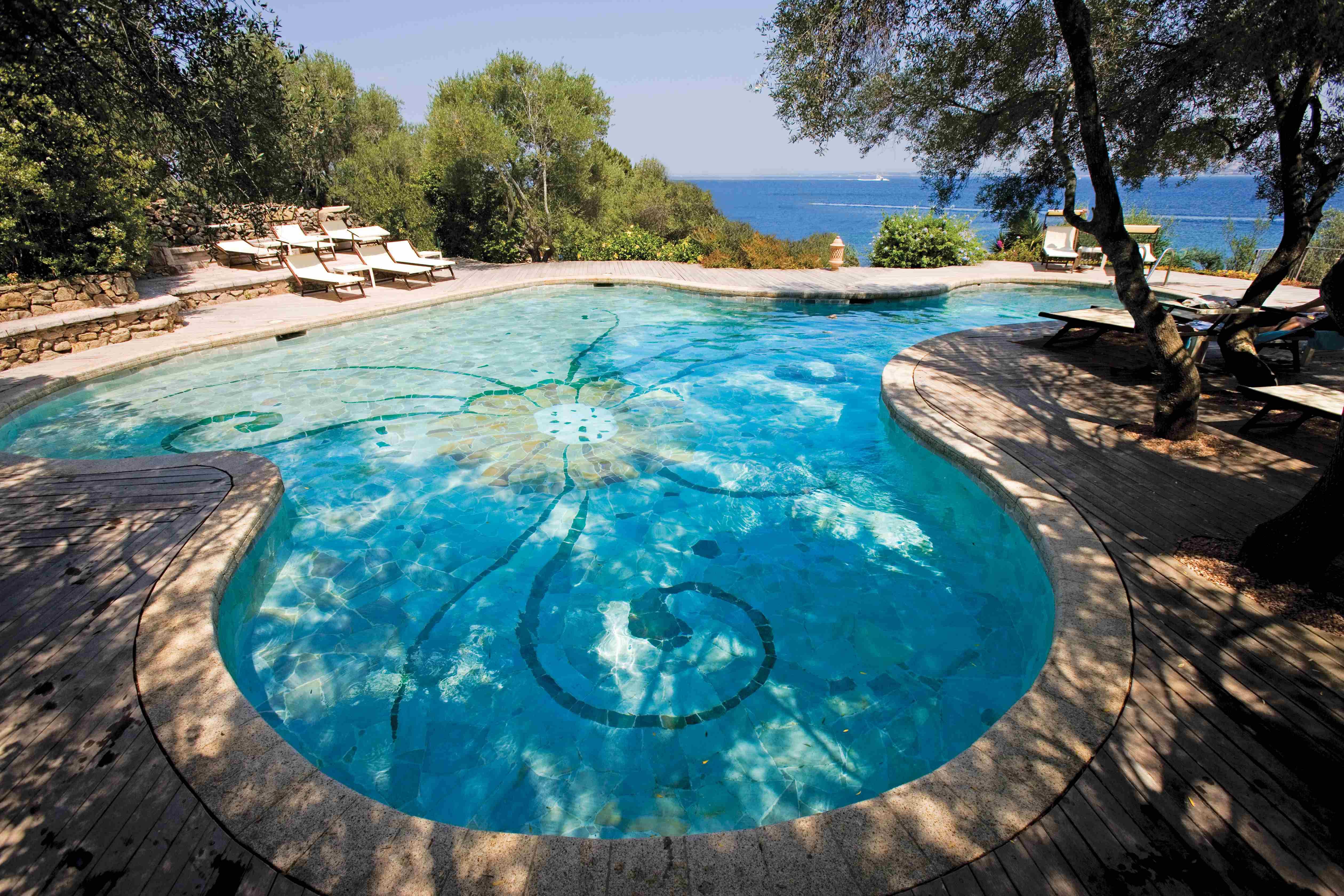 Hotel Capo D Orso Thalasso Spa Sardinia